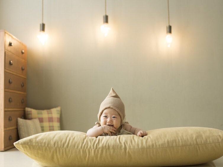 Beleuchtung im Babyzimmer: darauf muss man achten