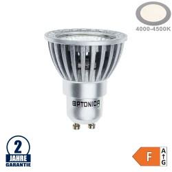 6W LED COB GU10 Spot Neutralweiß