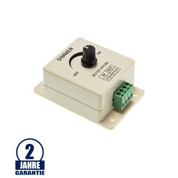Single Color Drehdimmer 96W/12V 192W/24V 8A
