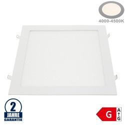 24W LED Mini Panel Quadratisch Neutralweiß