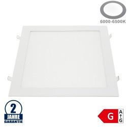 24W LED Mini Panel Quadratisch Kaltweiß