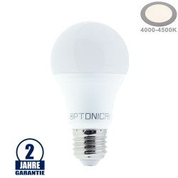 15W LED E27 A70 Premium Birne Kunststoff Neutralweiß