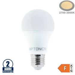 15W LED E27 A70 Premium Birne Kunststoff Warmweiß
