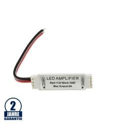 RGB Verstärker MINI 72W/12V 6A