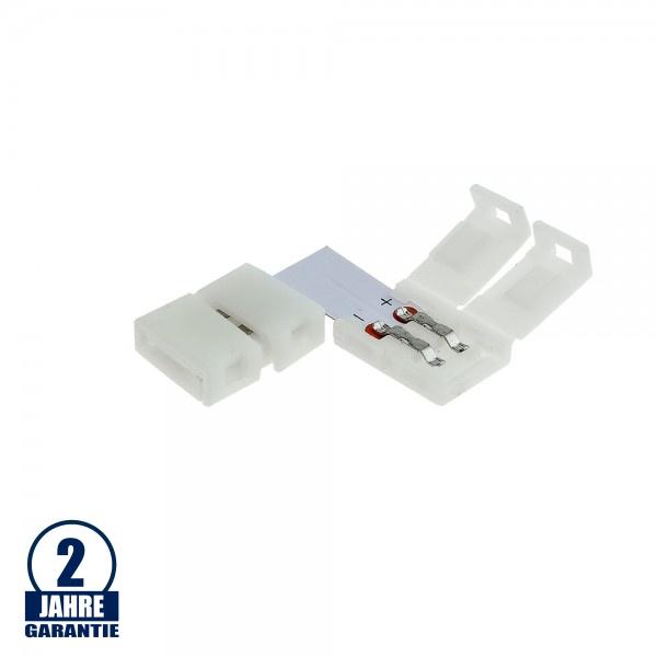 Eckverbinder für 8mm Led Streifen 3528 12V-24V