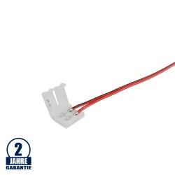 Connector mit Kabel für 10mm Led Streifen 5050 12V-24V