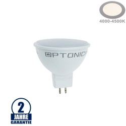 7W LED SMD GU5.3/MR16 Spot 110° Neutralweiß