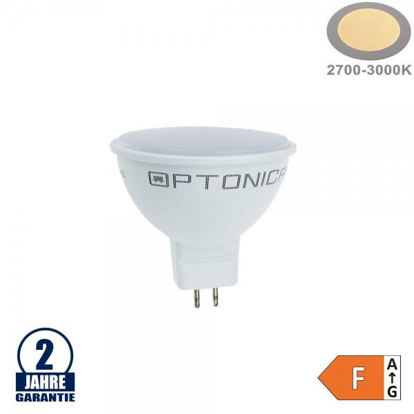 7W LED SMD GU5.3/MR16 Spot 110° Warmweiß