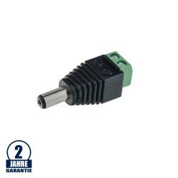 Adapter Netzteil Connector für Led Streifen Männlich