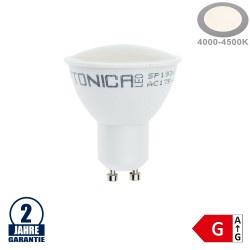 7W LED SMD GU10 Spot 110° Neutralweiß