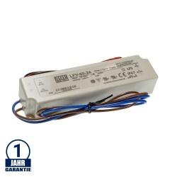 MEAN WELL 60W 24V DC Kunststoff Netzteil Wassergeschützt IP67