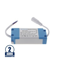 Dimmbares Netzteil 220V 5-9W 300mA