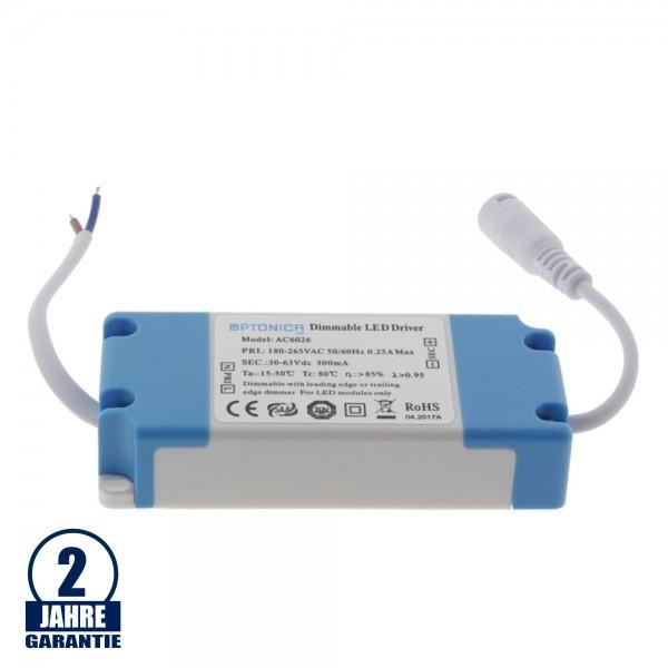 Dimmbares Netzteil 220V 10-18W 300mA