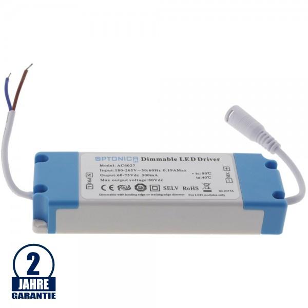 Dimmbares Netzteil 220V 20-24W 300mA