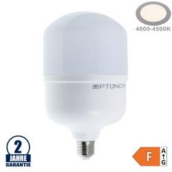 45W LED E27 T120 Birne Kunststoff Neutralweiß