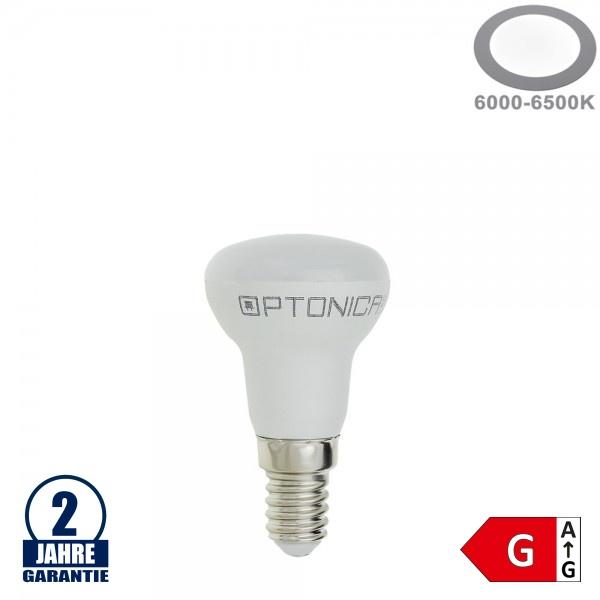 4W LED E14 R39 Spot Kunststoff Kaltweiß