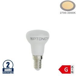 4W LED E14 R39 Spot Kunststoff Warmweiß