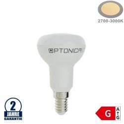 6W LED E14 R50 Spot Kunststoff Warmweiß