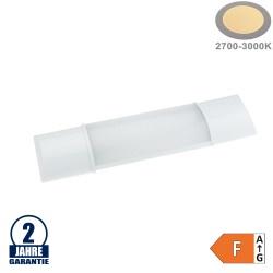 10W LED Unterbauleuchte 30cm Warmweiß