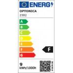 9W LED Einbauleuchte Slim Rund CCT Farbwechsel Dimmbar IP44