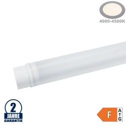 40W LED Unterbauleuchte 120cm Neutralweiß IP65