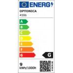 120SMD/m 8,5W 230V LED Flex-Neon Streifen Amber 1m