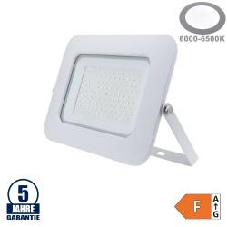 100W LED SMD Fluter Professional mit 70cm Kabel Weiß Kaltweiß