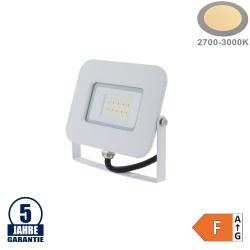 20W LED SMD Fluter Professional mit 70cm Kabel Weiß Warmweiß