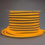 120SMD/m 8,5W 230V Led Flex-Neon Streifen Gelb 1m