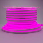 120SMD/m 8,5W 230V Led Flex-Neon Streifen Pink 1m