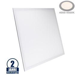 36W 62x62cm LED Panel Neutralweiß