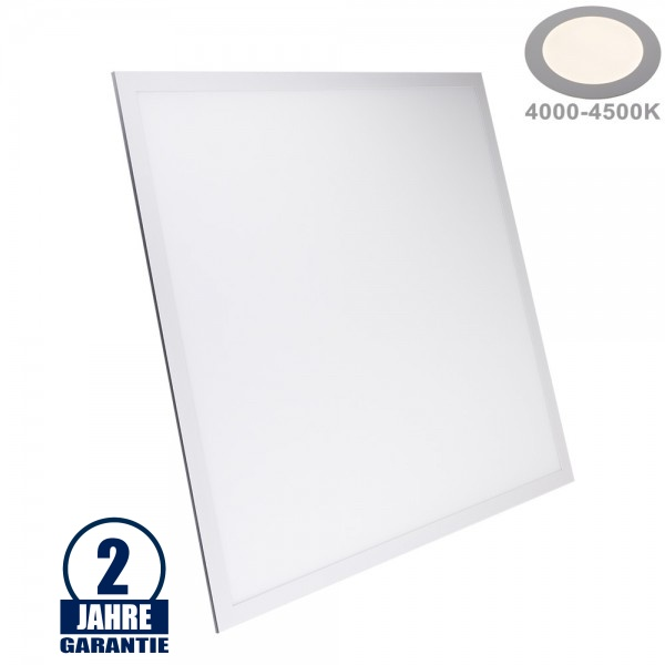 36W 62x62cm LED Panel Neutralweiß