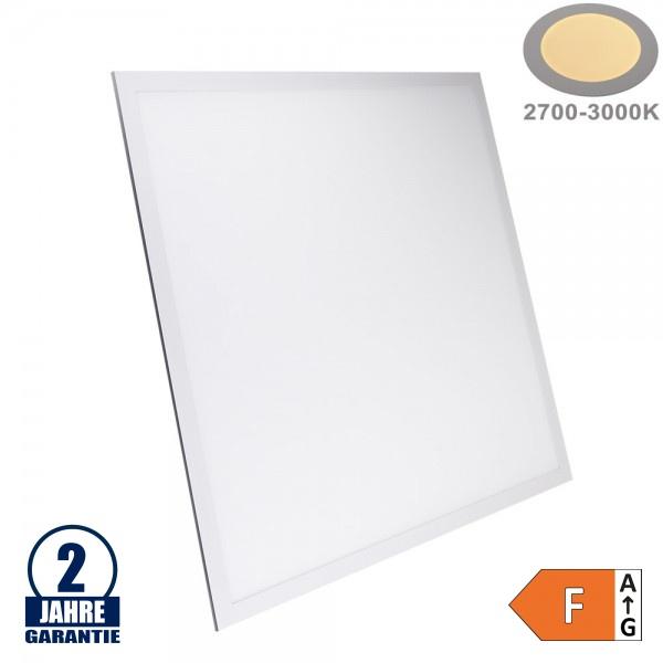36W 62x62cm LED Panel Warmweiß