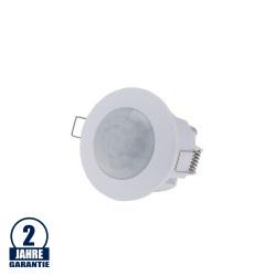 LED Bewegungsmelder Einbau bis 300W Ø6m 360° IP20