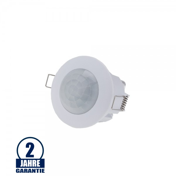 LED Bewegungsmelder Einbau V2  bis 300W Ø6m 360° IP20