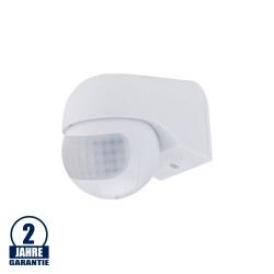 LED Bewegungsmelder Wandmontage bis 200W Ø12m 180° IP54