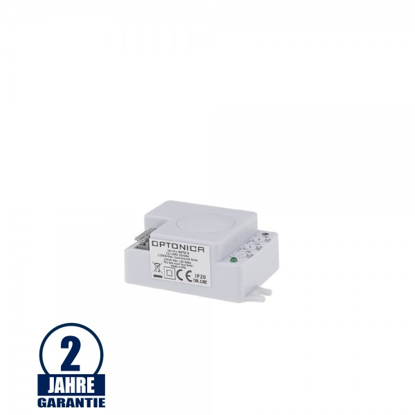 LED HF-Bewegungsmelder bis 300W 360° IP20