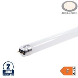 9W LED G13/T8 Glas Röhre 60cm Neutralweiß CL