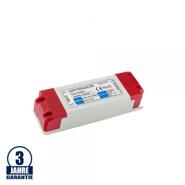 36W 12V DC Kunststoff Netzteil Professional