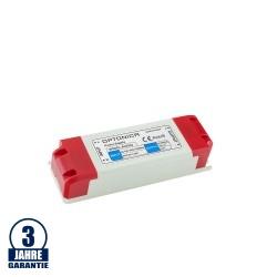 36W 24V DC Kunststoff Netzteil Professional