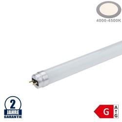 24W LED G13/T8 Glas Röhre 150cm Neutralweiß CL