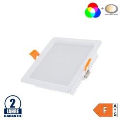 Mi-Light 2.4GHz RGB+CCT LED Downlight 9W