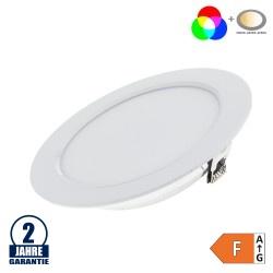 Mi-Light 2.4GHz RGB+CCT LED Downlight 12W