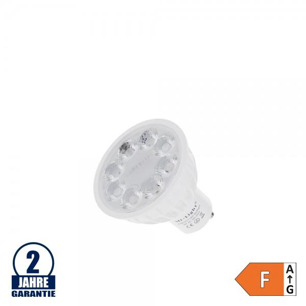 Mi-Light 2.4GHz GU10 RGB+CCT LED Spotlight 4W