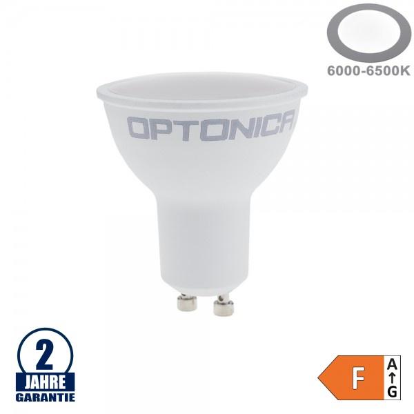 10W LED SMD GU10 Spot 110° Kaltweiß