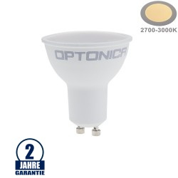 10W LED SMD GU10 Spot 110° Warmweiß