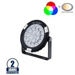 9W RGB+CCT LED Garden Light