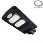 40W LED Solar Straßenleuchte 6000K IP65