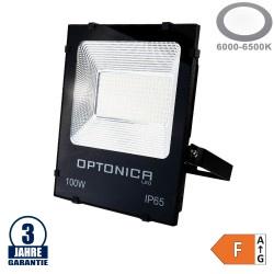 100W LED SMD Fluter Dual Voltage Kaltweiß