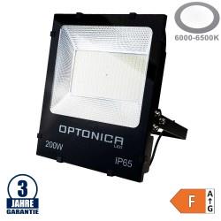 200W LED SMD Fluter Dual Voltage Kaltweiß